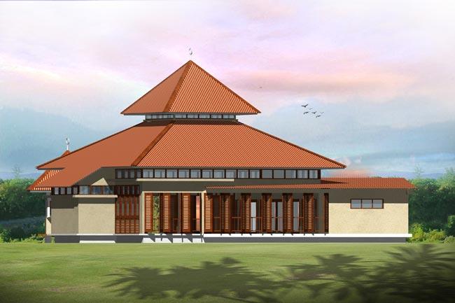 Surau Al-Maudoodi, Jalan LP 7/1, Kinrara Uptown, Lestari Perdana, Bandar Putra Permai, Selangor, 43300, Malaysia